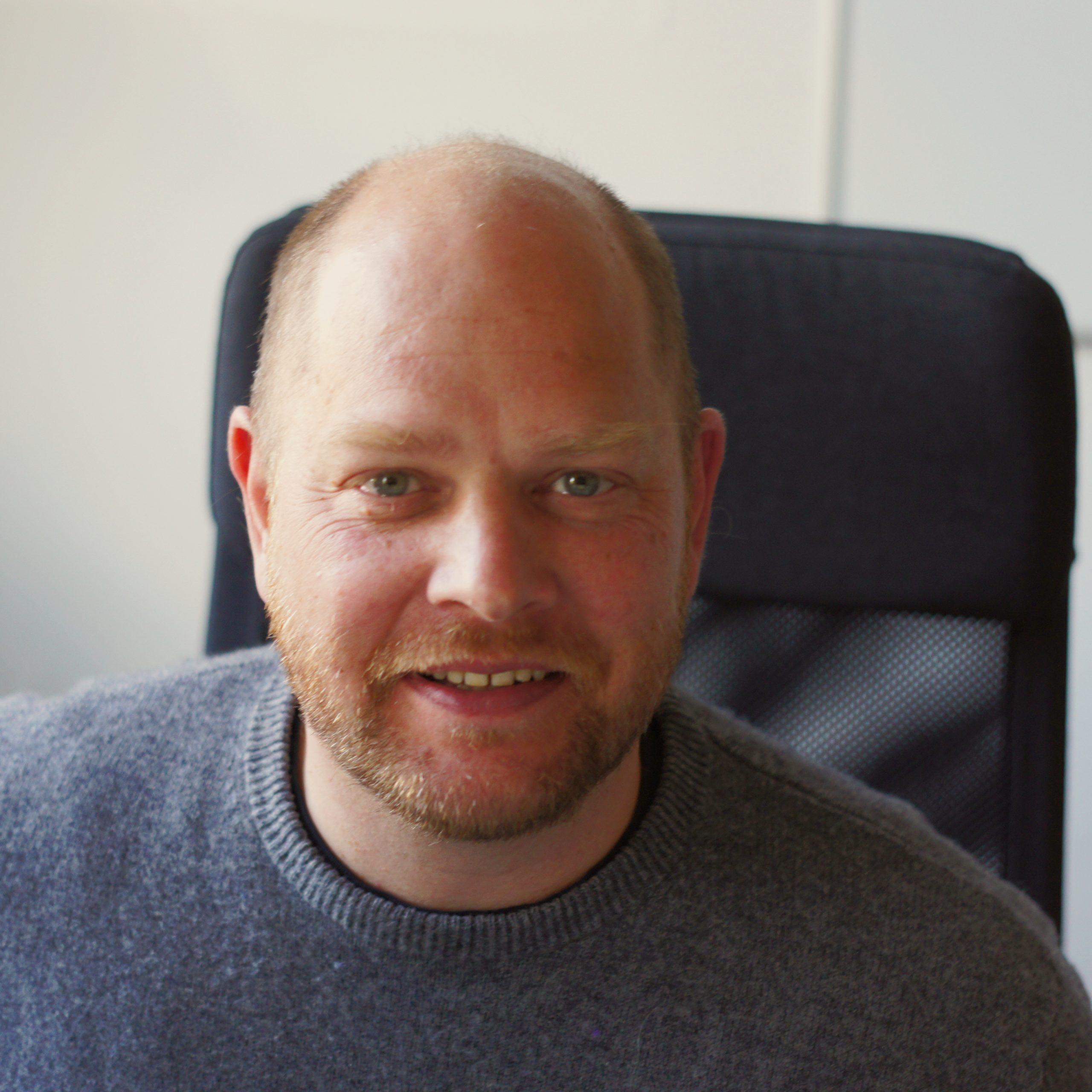 Geschäftsführer Jan Schneiderat